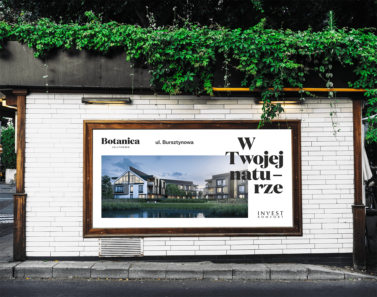 Redkroft. – brand design studio Botanica – real estate branding with a hand-made attitude.