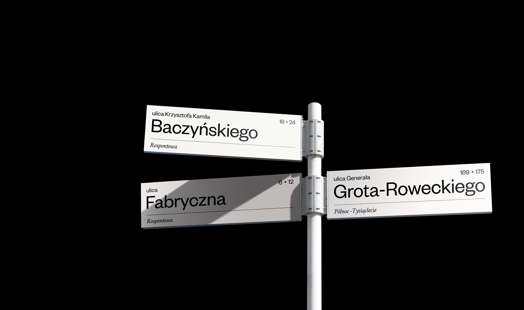 Redkroft. – brand design studio City of Chrzanów – A story about David, who invited Goliath in.
