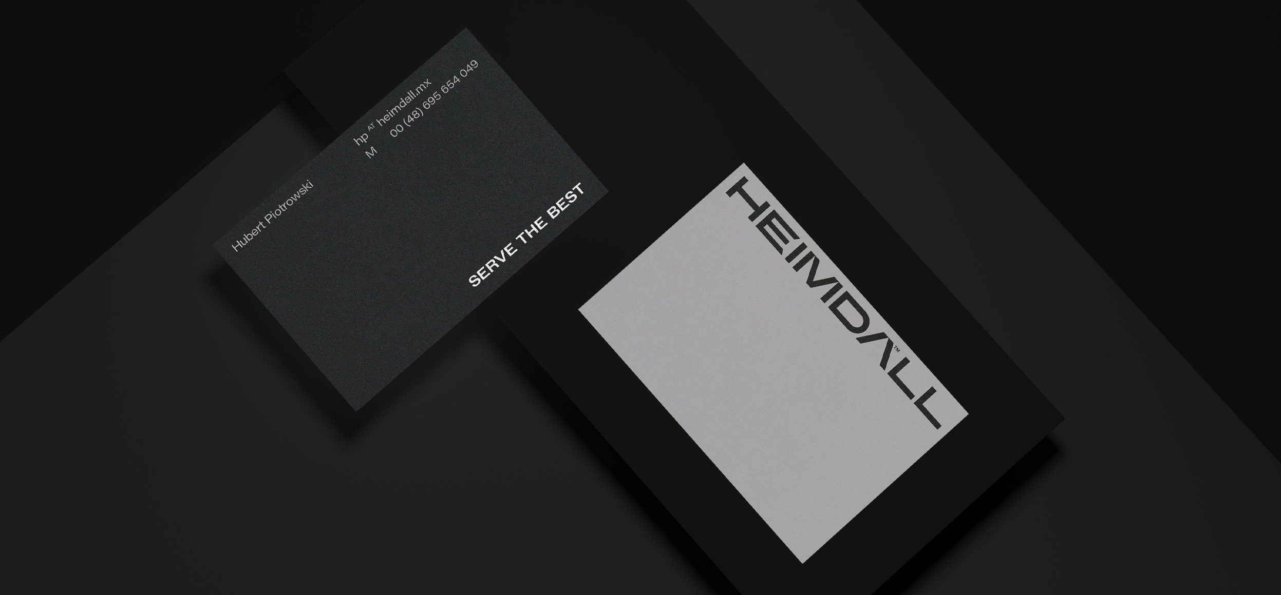 Redkroft. – brand design studio Heimdall – branding that changes the image of the roofing industry.